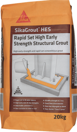 GROUT-SIKA